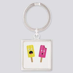 Colorful Popsicles Keychains