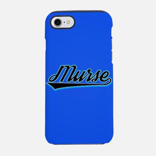 Murse Baseball iPhone 8/7 Tough Case
