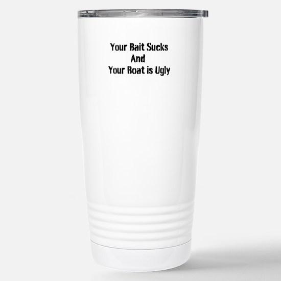 Your Bait Sucks Mugs