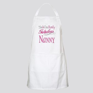 Fabulous Nanny BBQ Apron