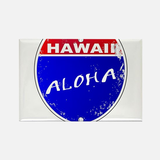 Hawaii Interstate Sign Magnets