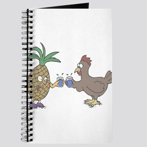 Pineapple and Rooster Journal