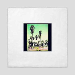 Venice Beach Queen Duvet