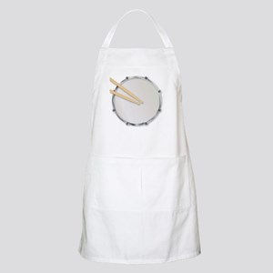 Drumskin and Sticks Apron
