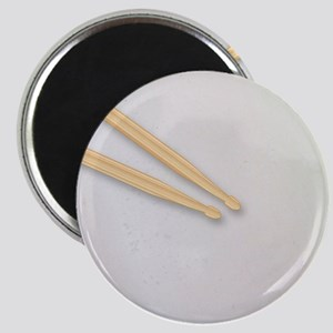 Drumskin and Sticks Magnets