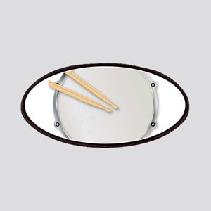 Drumskin and Sticks Patch