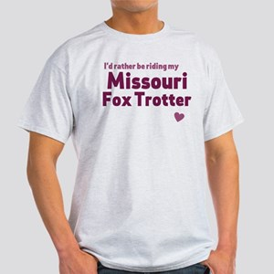 Missouri Fox Trotter horse T-Shirt