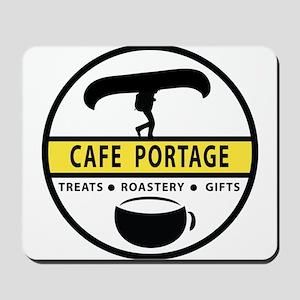 Cafe Portage Mousepad