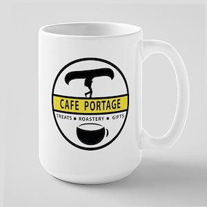 Cafe Portage Mugs