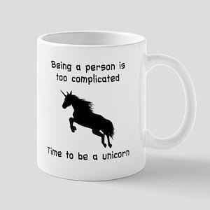 Unicorn time Mugs