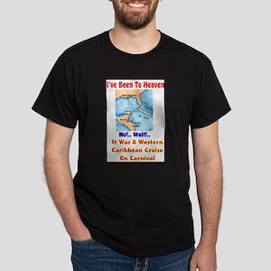 Carnival cruise 2010 T-Shirt