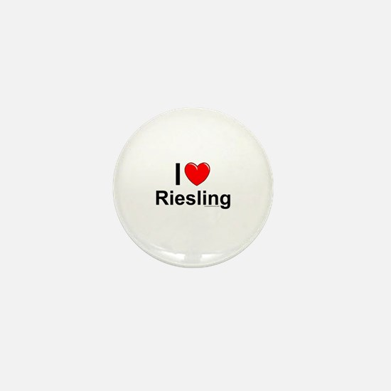 Riesling Mini Button