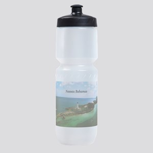 Nassau lighthouse Sports Bottle