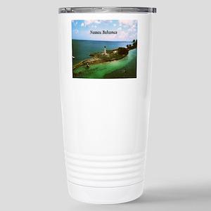 Nassau lighthouse Stainless Steel Travel Mug
