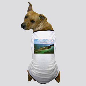Nassau lighthouse Dog T-Shirt