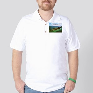Nassau lighthouse Golf Shirt