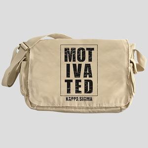 Kappa Sigma Motivated Messenger Bag