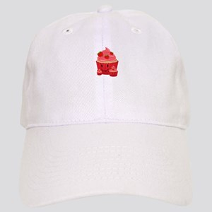 Strawberry Cupcake Family Cap