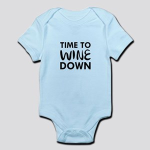 Time to Wine Down Body Suit