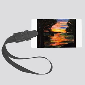 The View (from Sarah's Dream House)! Luggage Tag