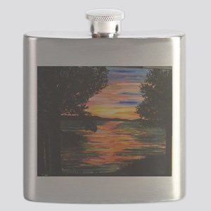 The View (from Sarah's Dream House)! Flask