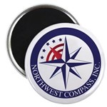 Nwc Full Color Logo Magnets