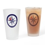 NWC Full Color Logo Drinking Glass
