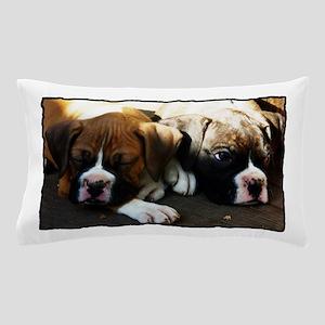 Boxer Puppies Pillow Case