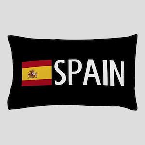Spain: Spanish Flag & Spain Pillow Case