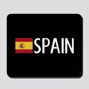 Spain: Spanish Flag & Spain Mousepad