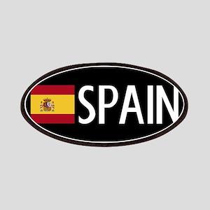 Spain: Spanish Flag & Spain Patch