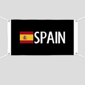 Spain: Spanish Flag & Spain Banner