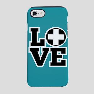 Nurses Love iPhone 8/7 Tough Case