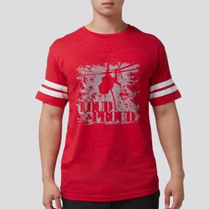 Loud & Proud Skycrane Helicopter T-Shirt