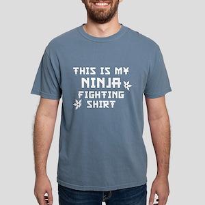 This Is My Ninja Fighting Shirt Women's Dark T-Shi