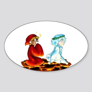 Dante's Inferno Sticker