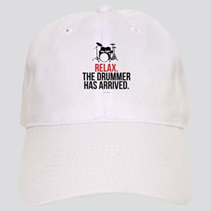 Relax Drummer Has Arrived Cap