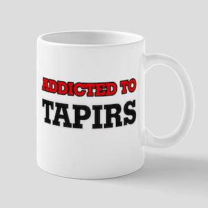 Addicted to Tapirs Mugs