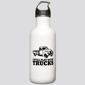 I Still Play With Truc Stainless Water Bottle 1.0L