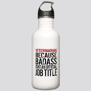 Veterinarian Badass Jo Stainless Water Bottle 1.0L