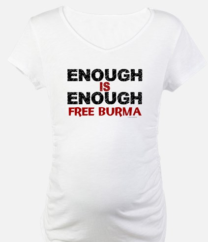 Enough Is Enough (Burma) 1.2 Shirt