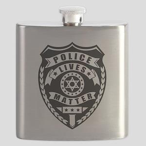 Police Matter Flask