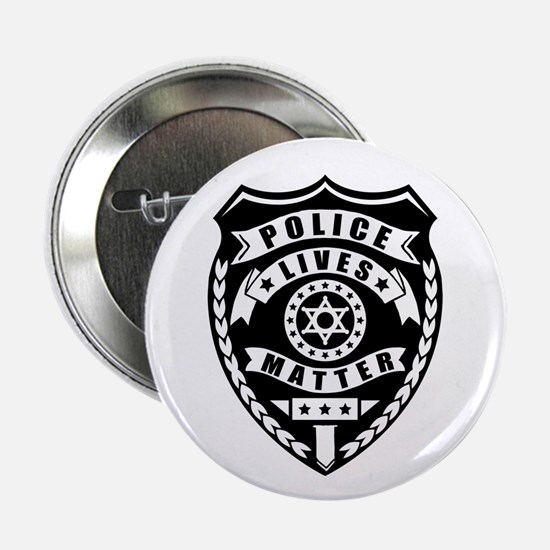 "Police Matter 2.25"" Button"