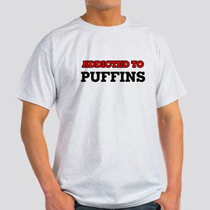 Addicted to Puffins T-Shirt