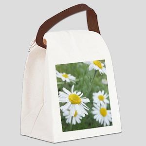 Camomile Garden Canvas Lunch Bag