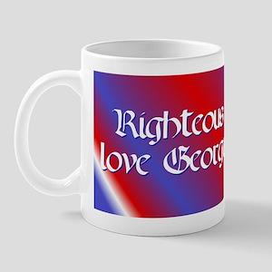 Coffee Mug. Pharisees love Bush.
