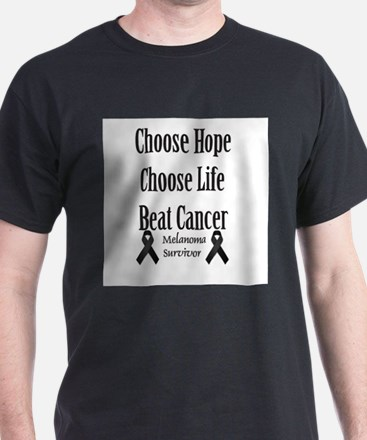 Beat Melanoma T-Shirt