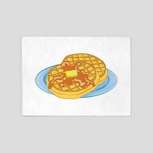 Waffles 5'x7'Area Rug