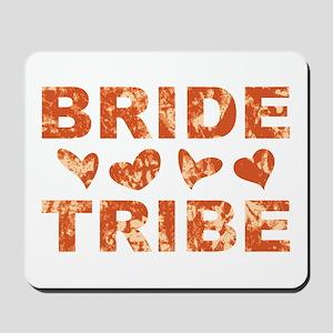 BRIDE TRIBE Mousepad