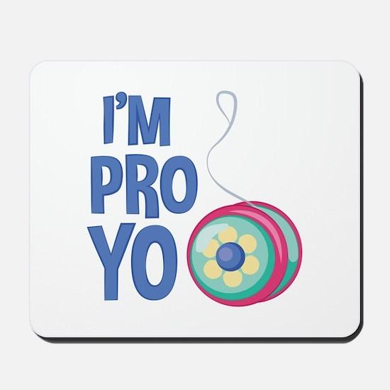 Im Pro Yo Mousepad
